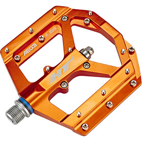 HT AE03 EVOFlat-pedaler, orange